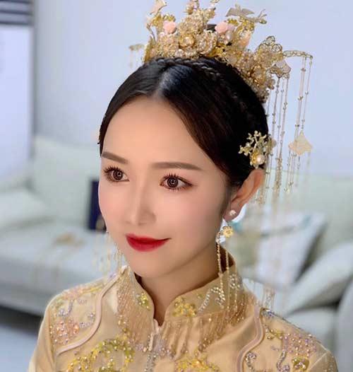 新娘化妆培训