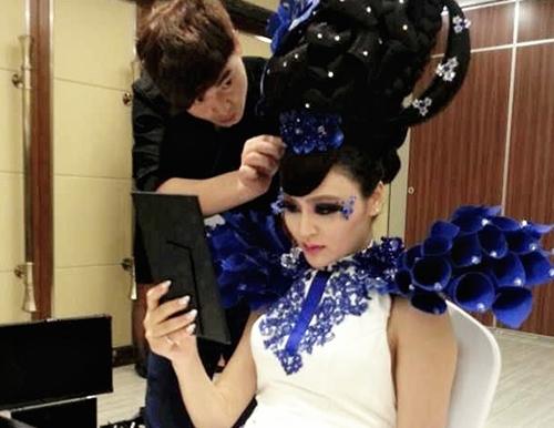 化妆比赛活动